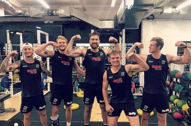 Charlie Dixon and Port Adelaide AFL